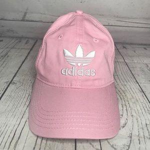 ADIDAS ORIGINALS Trefoil Light Pink Baseball Cap